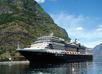 ms Eurodam in Noorwegen