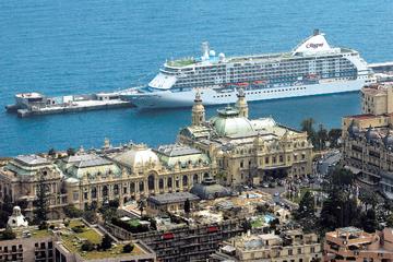 Regent Seven Seas in Monte Carlo