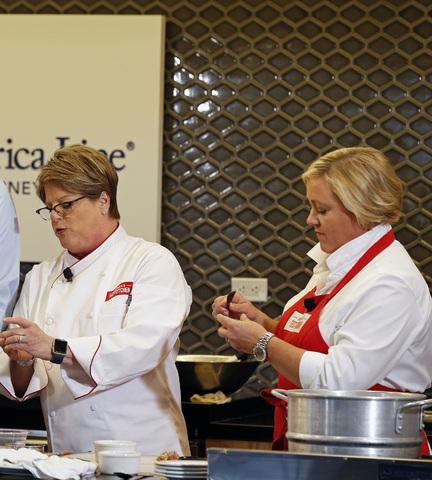 Nieuwe kookworkshops aan boord HAL