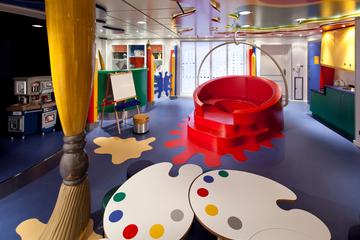 Kidsclub ms Nieuw Amsterdam