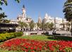Plaza de Ayuntamiento in Valencia