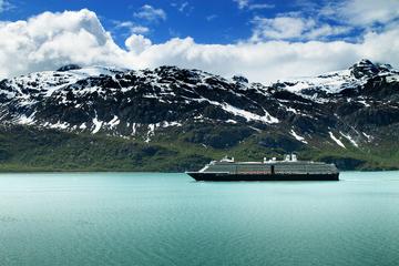 ms Westerdam op Glacier Bay