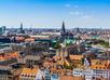 Luchtfoto Kopenhagen