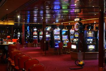 Casino aan boord Holland America Line