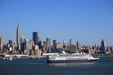 ms Veendam in New York