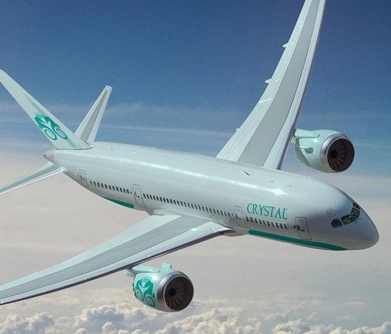 Crystal Cruises introduceert Crystal AirCruises