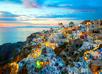 Stadje Oia op Santorini