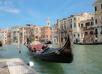 Gondel Canal Grande in Venetië