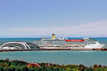 Costa Atlantica in Shanghai