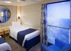 Navigator revitalization stateroom met virtueel balkon