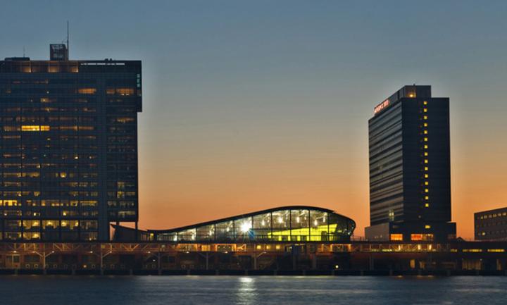 De Amsterdamse cruiseterminal heeft nieuwe locatie