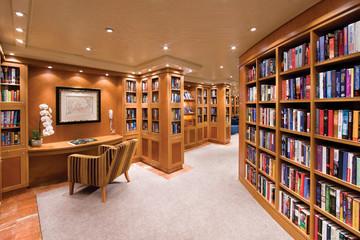 Bibliotheek Voyager Regent Seven Seas