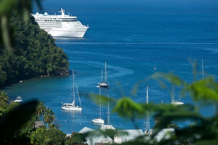 Top 5 mooiste cruisehavens van de wereld