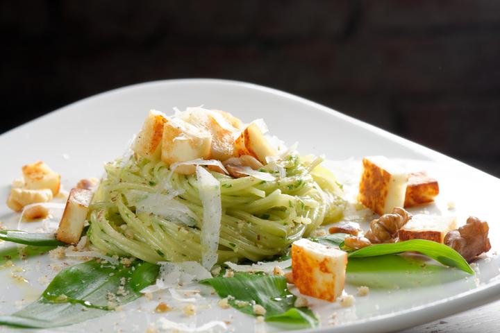 Veganistisch en vegetarisch menu bij Costa Cruises