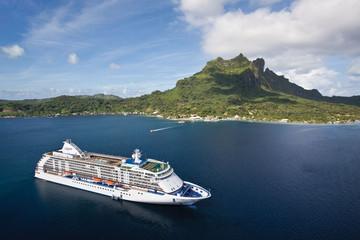 Voyager in Tahiti