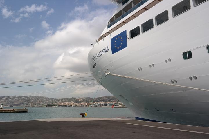Reisverhaal: 3-daagse cruise met de Costa Diadema