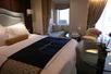 Hut aan boord van Oceania Cruises