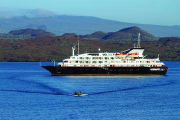 Silver Galapagos expedition schip