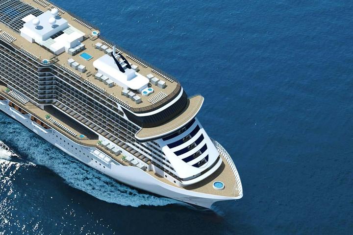 MSC Cruises heeft nieuw vlaggenschip