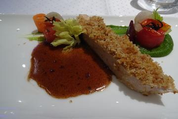 Diner Rossini Restaurant AIDAprima