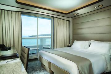 Deluxe veranda suite schip Silversea