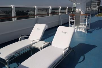 Ligbedden aan boord van Oceania Cruises
