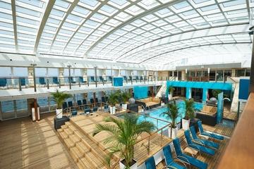 MS EUROPA 2 Zwembaddek