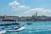 Veerboot op de Bosporus