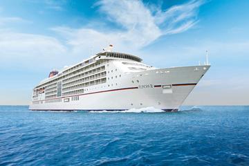 MS EUROPA 2 op zee