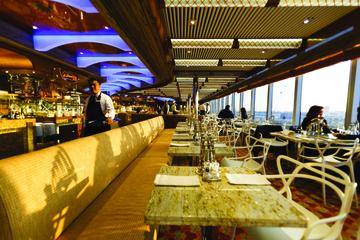 Corona Blu restaurant Costa Diadema